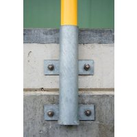 Steel Hoop Guards - Wall Socket