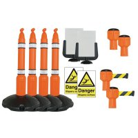 Skipper™ Winter Barrier Sign Kits