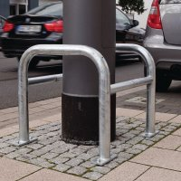 Steel Column Protectors