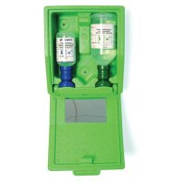 Plum Combined Emergency Eye Wash Station Boxes