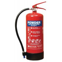 Seton ABC Powder Fire Extinguisher
