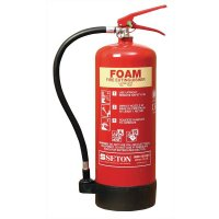 Seton AFFF Fire Extinguisher
