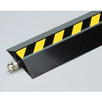 Aluminium Cable Protectors - One Channel 'Straight'