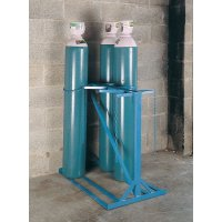 Floor Stand 4 Cylinder Double-Sided