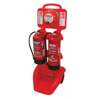 Construction Site Fire Extinguisher Bundle