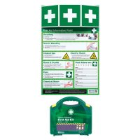 First Aid Information Points - Kits