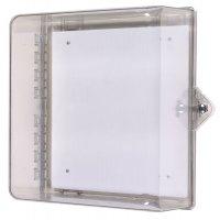 Polycarbonate Defibrillator Cabinets