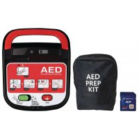Mediana HeartOn Defibrillator & Casualty Prep Kit