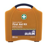British Standard Compliant Vehicle First Aid Kits