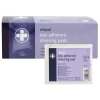 Low-Adherent Dressings