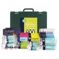 British Standard Economy First Aid Kits