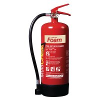 Commander Edge 6L MultiCHEM Foam Fire Extinguisher