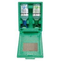 Plum Duo Emergency Eye Wash Boxes