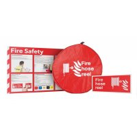 Fire Hose Reel Cover Kit