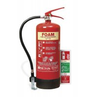 AFFF Spray Foam Fire Extinguisher Kits