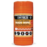 Dirteeze Smooth And Strong Wipes
