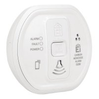 Radio Linked Carbon Monoxide Alarm