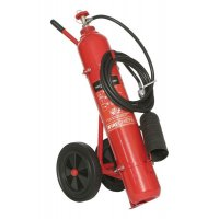 Mobile CO2 Fire Extinguishers