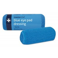 Blue Eye Patch Dressing