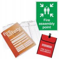 Fire Safety Documentation Bundle Kit