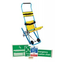 300H Evacuation Chair & Signage Kits