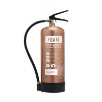 Metallic Foam Fire Extinguishers