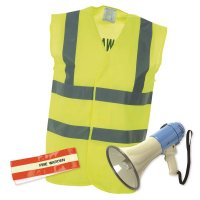 Economy Fire Warden Kit