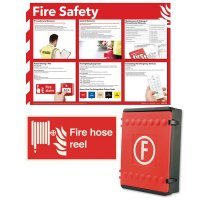 Fire Hose Cabinet Kit