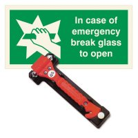 Emergency Escape Hammer Kit