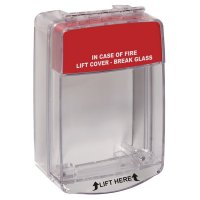 Euro Stopper Fire Alarm Cover