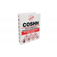 COSHH Ring Binder