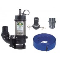 JS-150 Heavy Duty Drainage Pump