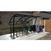 Cambourne Cycle Shelter