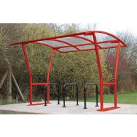 Harbledown Cycle Shelter