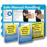 Warehouse Document Holder Multipacks