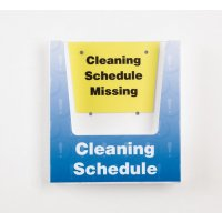 Cleaning and Maintenance Document Holders