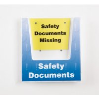 General Safety Document Holder