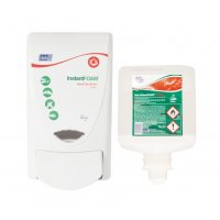 DEB InstantFOAM® Hand Sanitiser Kit with FREE Dispenser