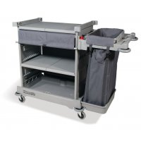 Numatic Low Level Housekeeping Trolley