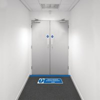 Safety Zoning Floor Marking Kits - PPE Zone