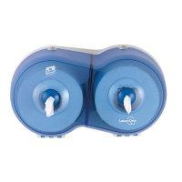 Tork® Smart One Mini Twin Toilet Tissue Dispenser
