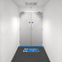 Safety Zoning Floor Marking Kits - PPE Required