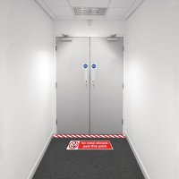Safety Zoning Floor Marking Kits - No Metal