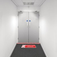 Safety Zoning Floor Marking Kits - No Jewellery