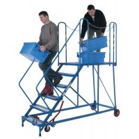 Easy Slope Access Platforms