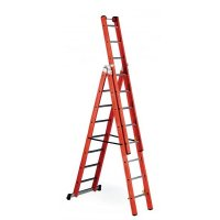 Combination Fibreglass Ladders