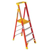 Fibreglass Podium Step Ladders
