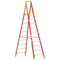 Fibreglass Podium Step Ladders