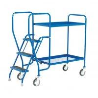 Redhill Medium Duty 3 Step Trolley