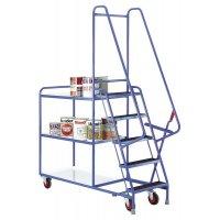 Redhill Heavy Duty 5 Step Trolley